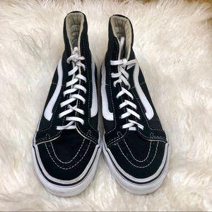 Vans Black high top Sneakers